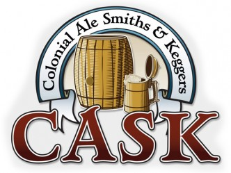 Colonial Ale Smiths and Keggers Logo