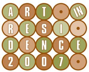 Art in Residence Logo