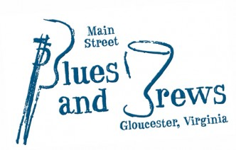 Blues and brews Logo