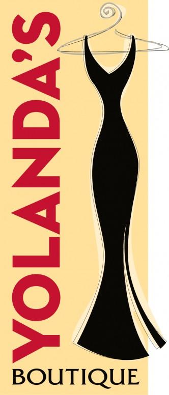 Yolanda's Vertical Logo Design
