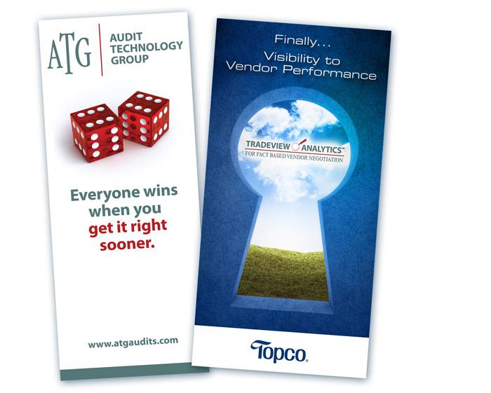 Audit Technology Group Branding Ads