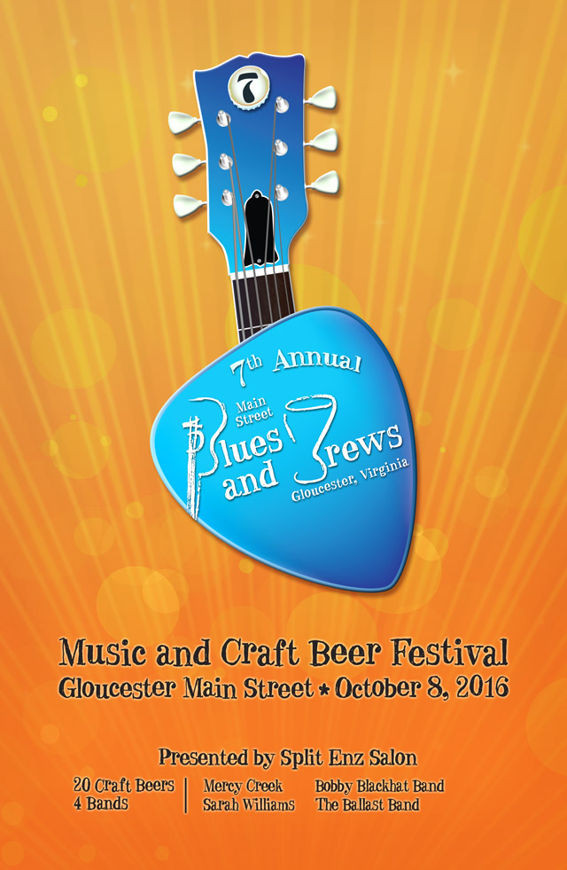Blues and Brews 2016