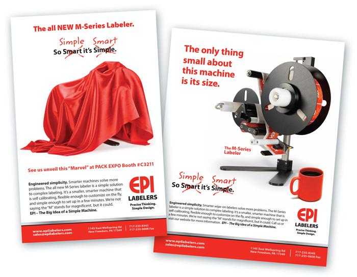 EPI Teaster Ad