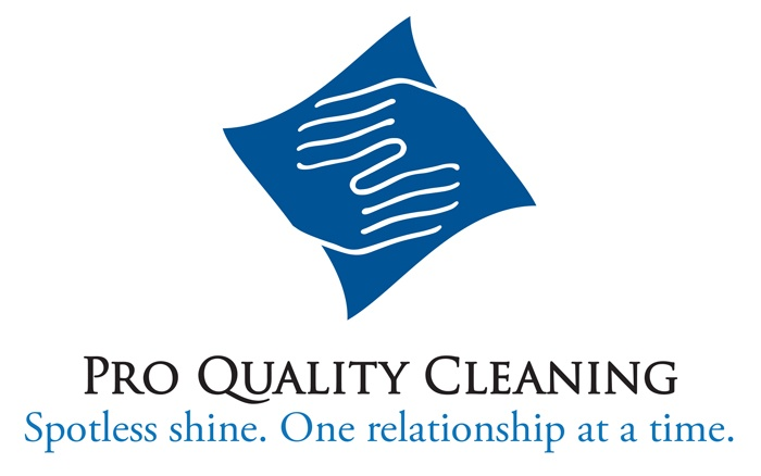Pro Quality Cleaning Logo