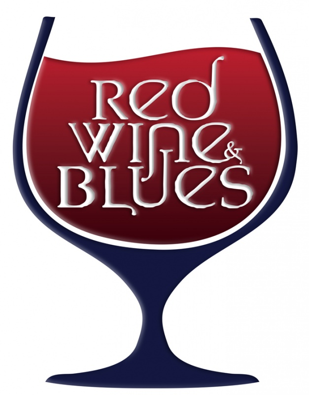 Red Wine and Blues Logo